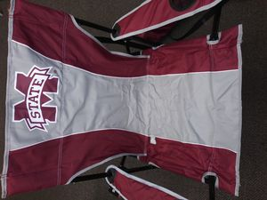 Mississippi state folding chair I have 2 for Sale in Memphis, TN