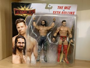 WWE 2-pack Action Figures for Sale in Costa Mesa, CA