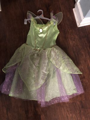 Little Girls Tinkerbell Costume for Sale in Los Nietos, CA