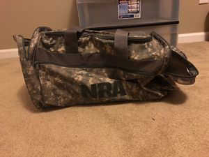 NRA Duffle bag for Sale in Murfreesboro, TN