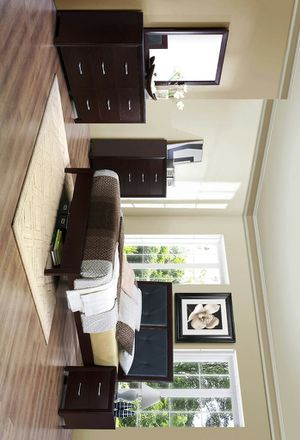 Edina Cherry Panel Bedroom Set for Sale in Houston, TX