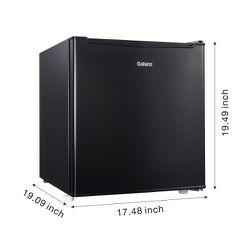 Galanz 1.7 Cu ft Single Door Mini Fridge GL17BK, Black for Sale in Paradise,  NV