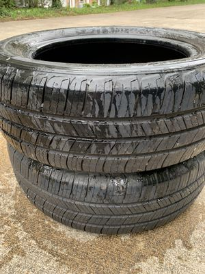 185/ 60 15. I have two good used Michelin tires for Sale in Woodbridge, VA