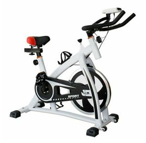 Brand New White Spinning bike 2019 for Sale in Columbia, MD