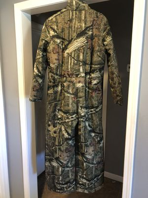 Youth xl mossy oak coveralls for Sale in Amory, MS