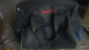 Snap on tool bag great for your tools or anything u want to store for Sale in Banning, CA