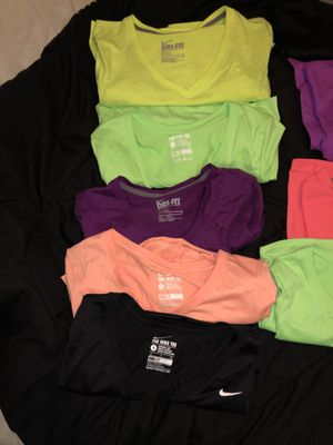 Nike & adidas women's shirts for Sale in Arnold, PA