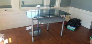 Glass Desk!!! for Sale in Hayward, CA