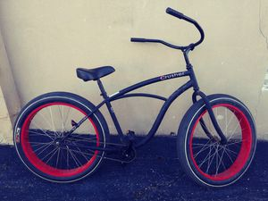 26inch Fat Tire Cruiser Bike for Sale in York, PA
