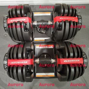 Brand New Authentic Bowflex SelecTech 552 Dumbbells set of 2 for Sale in Chino Hills, CA