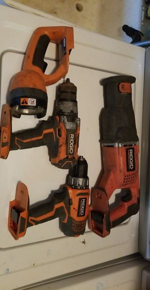 Ridgid set for Sale in Burbank, IL