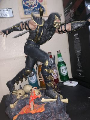 Sideshow Exclusive Mortal Kombat Scorpion Statue 1/4 Scale by Pop Culture Shock Collectibles for Sale in Bonita, CA