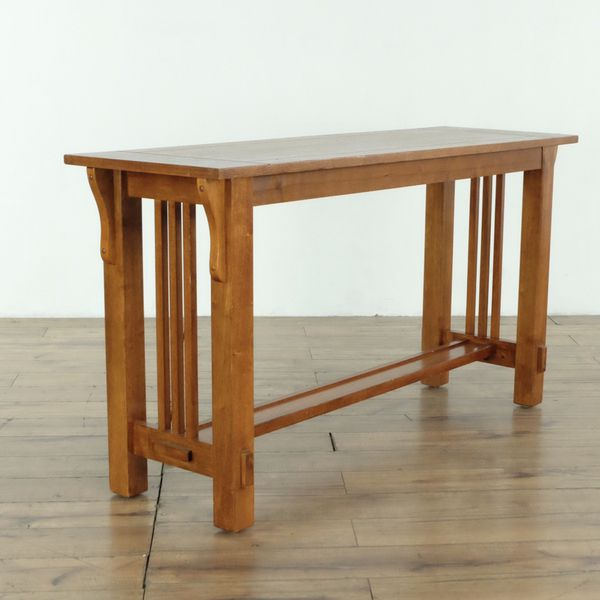 Mission Style Console Table (1019790)