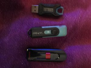 USB storage for Sale in Dallas, TX