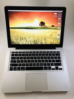 I don't accept Paypal or Cash App, Read first only offer up payment accepted or cash Apple laptops MacBook Pro 13inch 2011, Core i5 2.4ghz 8gb 500gb for Sale in Birmingham, AL