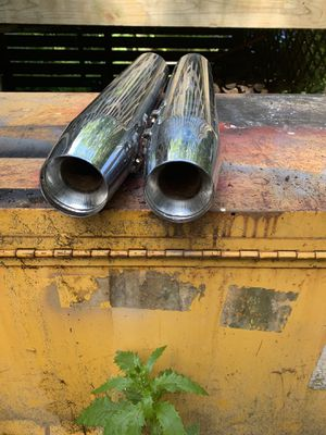 Harley Davidson mufflers for Sale in North Reading, MA