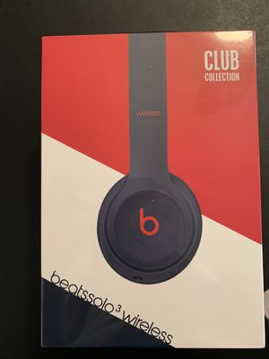 Solo 3 Wireless Beats Club Collection for Sale in White Plains, MD