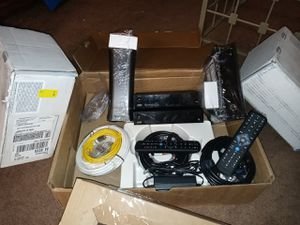 Entire spectrum cable and internet set up with gold package still active and available for Sale in Highland, CA