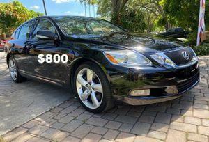 Luxury Sedan!🍂Beautiful Sunroof 2O10 Lexus GS Selling-$800 for Sale in Los Angeles, CA