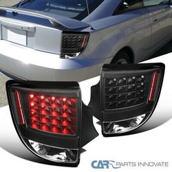 00-05 Toyota Celica Matte Black LED Tail Lights Rear Brake Parking Lamps for Sale in Whittier,  CA