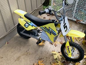Razor motorcycle MX350 for Sale in Lake Grove, OR