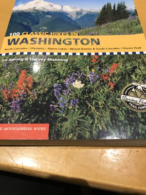 100 classic hikes for Sale in Puyallup, WA
