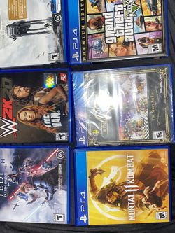 Ps4 Games for Sale in Oak Forest,  IL