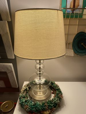 Target Threshold lamp & shade for Sale in Houston, TX