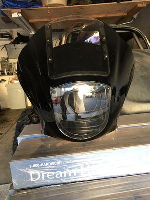 Harley Davidson 1/4 fairing for Sale in El Cajon, CA