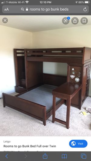 brand new -rooms to go- bunk bed for Sale in Humble, TX