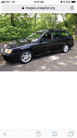 Subaru Legacy gt 2.5 manual for Sale in Philadelphia, PA