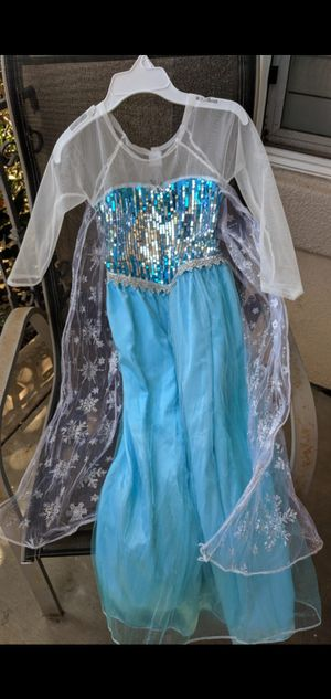 Elsa's dress for Sale in Rancho Santa Margarita, CA