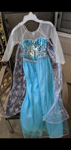 Elsa's dress for Sale in Rancho Santa Margarita, CA