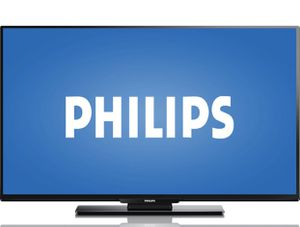55 inch Philips tv 4K for Sale in Brooklyn, NY
