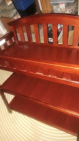 Baby Changing table for Sale in Douglasville, GA