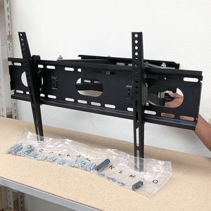 $40 (new in box) full motion 32-64 inches tv wall mount bracket dual arms swivel tilts max 125lbs for Sale in Pico Rivera, CA