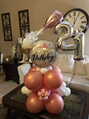 Balloon Bouquets for Sale in Riverside, CA