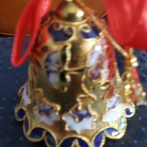 Purple Bell Ornament for Sale in Redwood City, CA