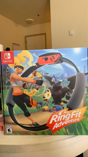 Nintendo Ring fit (mint condition) for Sale in Vancouver, WA