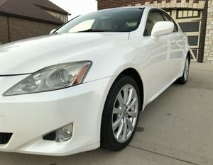 Lexus IS 250 AWD 2OO7 clean title for Sale in Brook Park, OH