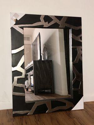 Zinerva Black Mirror for Sale in Miami Gardens, FL