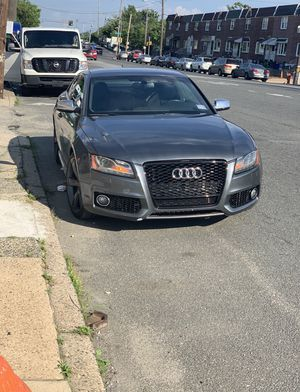 2012 Audi S5 Coupe low miles PERFECT CONDITION NO LIGHTS for Sale in Philadelphia, PA