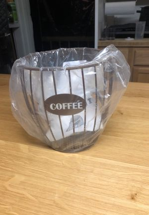 Coffee keurig/bag holder for Sale in Malden, MA