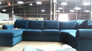 Pottery Barn sofa, sectional , couch for Sale in Walnut Creek, CA