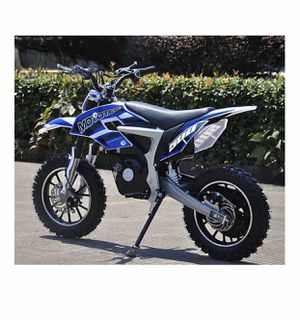 MotoTec MotoTec 36-Volt Electric Lithium Dirt Bike in Blue for Sale in Trabuco Canyon, CA