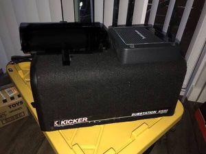 Subwoofer & Amp for Sale in San Jose, CA