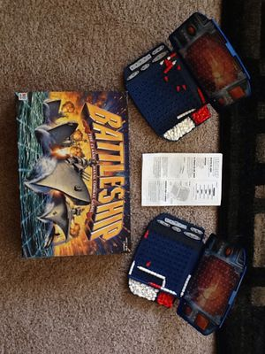 USED: Battleship Game for Sale in Chippewa Falls, WI
