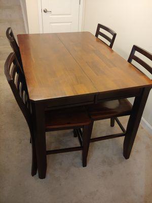 Ashley's Expanding Dining Table for Sale in Woodbridge, VA