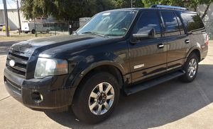 2007 Ford Expedition Limited for Sale in Dallas, TX