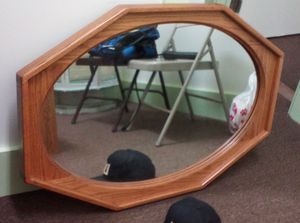 Circular Wall Mirror ~ Nice, Clean for Sale in Long Beach, CA